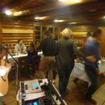 Alleinunterhalter CoolCat spielt Livemusik an Geburtstagsparty in Wettingen