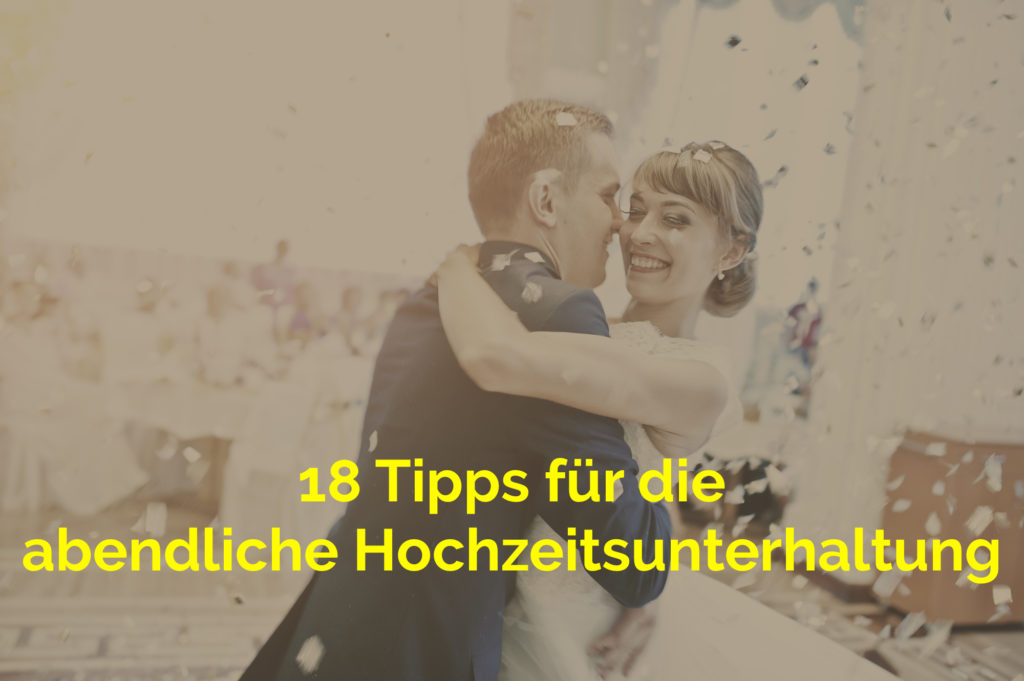 Einlagen Für Hochzeit Lustige Hochzeitsspiele Neue Trends
